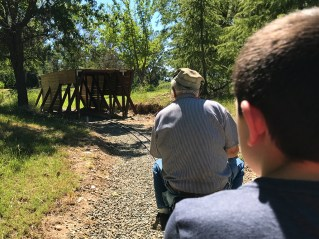 Sacramento Valley Live Steamers Train Rides