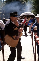 The Skunk Train Entertainment and Music