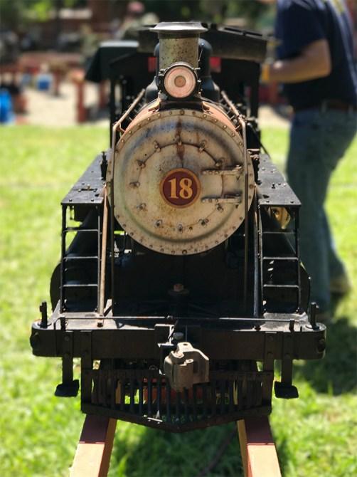 Steam Engine Train Hobby Club