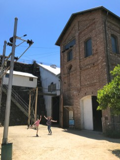 Kids Tour The Folsom Powerhouse State Historic Park