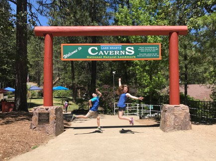Visit Lake Shasta Caverns National Natural Landmark
