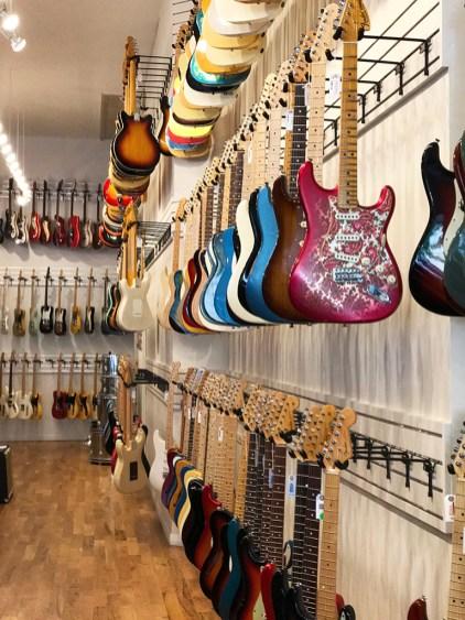 Chicago Music Exchange Showroom