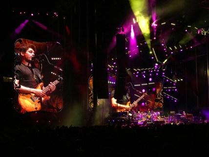 John Mayer with Dead & Company