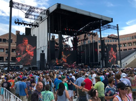 Dead & Company at Folsom Field in Boulder, Colorado