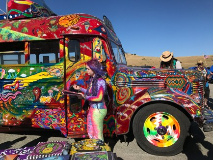 Furthur Bus and the Merry Pranksters