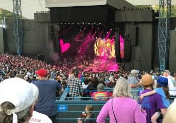 John Mayer with Dead & Company at Shoreline Amphitheater