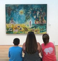 Teaching Kids Art Appreciation