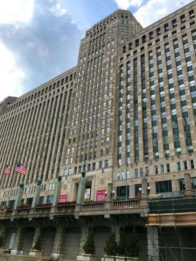 Chicago River Architecture Tour