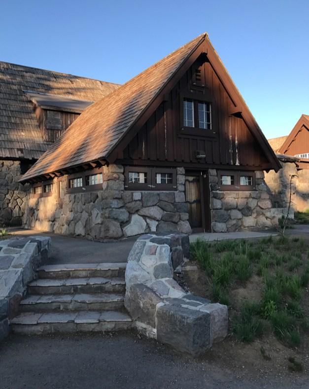 Crater Lake Lodge Buildings