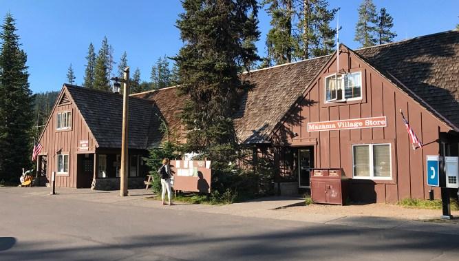 Mazama Village Store