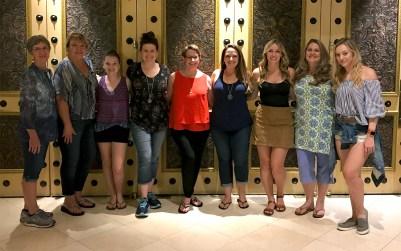Girls Weekend Getaway In Las Vegas