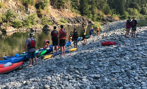 Getting Started with Redwood Rides Kayaking on the Smith River