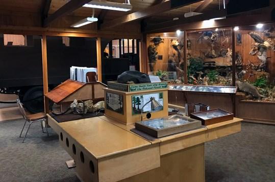 Humboldt Redwoods Interpretive Visitor Center