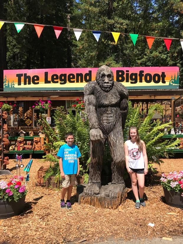 The Legend of Bigfoot Roadside Attraction