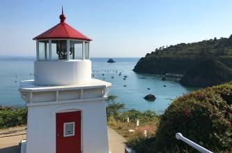 Replica of the Trinidad Head Light Station