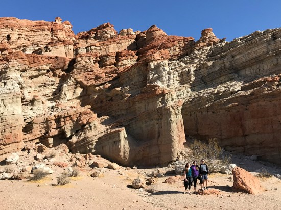 Road Trip To Red Rock Canyon State Park In California