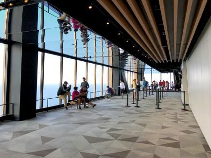 The 360 Chicago Observation Deck