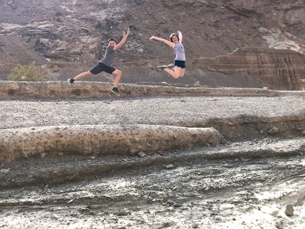 Family Adventure in Death Valley
