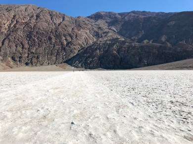 Badwater Salt Flat Trail