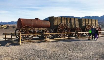 Borax Mining Twenty Mule Team Wagon
