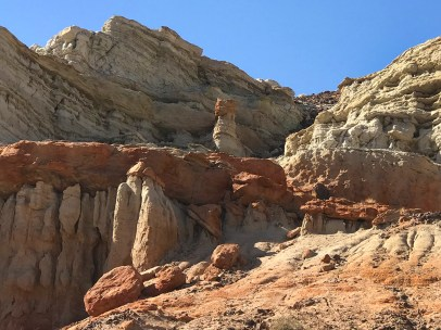 Camel Rock on the Hagen Canyon Nature Trail