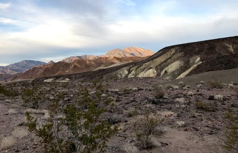 Dante's View Landscape