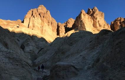 Golden Canyon Sunrise Hike