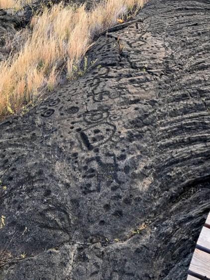Pu'u Loa Petroglyph Trail