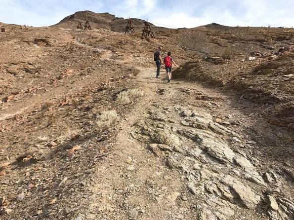 Steep Keane Wonder Mine Trail