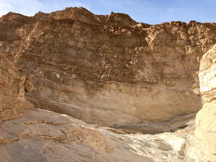 Mosaic Canyon Trail Hike