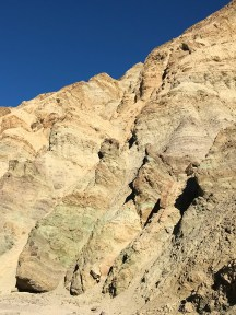 Death Valley Rock Formations