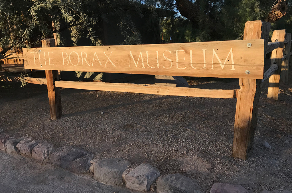 The Borax Museum
