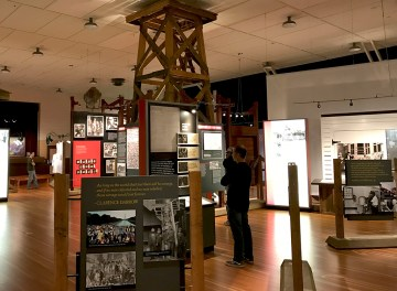 Museum at Manzanar Historic Site