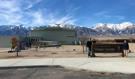 Manzanar National Historic Site Visitor Center