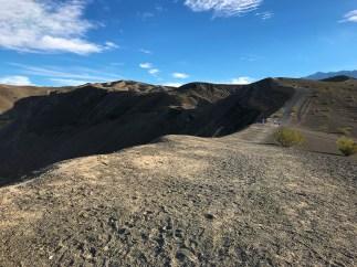 Ubehebe Rim Trail