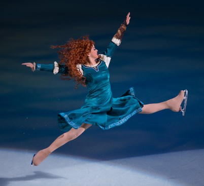 Merida From Brave In Disney On Ice at Golden 1 Center