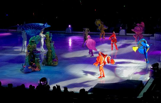 Finding Dory in Disney On Ice at Golden 1 Center in Sacramento