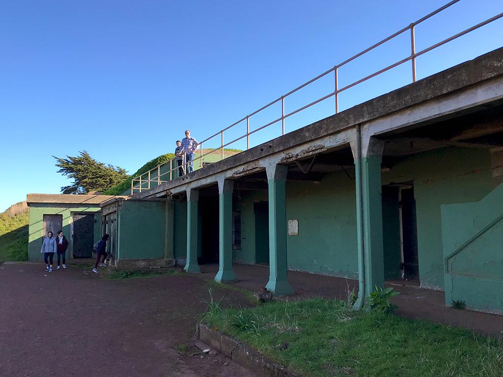 Fort Barry Battery Mendell