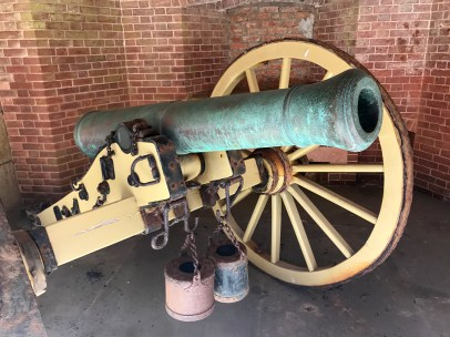 Fort Point Cannon