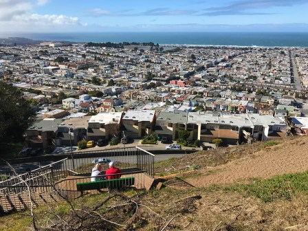 Grand View Park Staircase