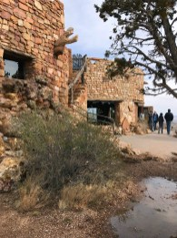 Desert View Watchtower Entrance