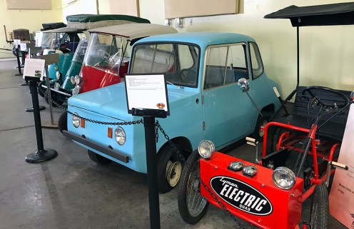 Electric Vehicle Museum