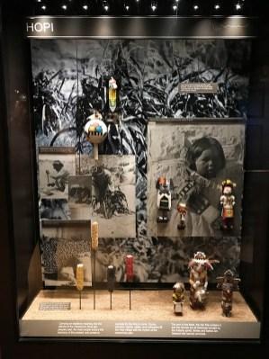 Hopi Indian Exhibit at the Tusayan Museum
