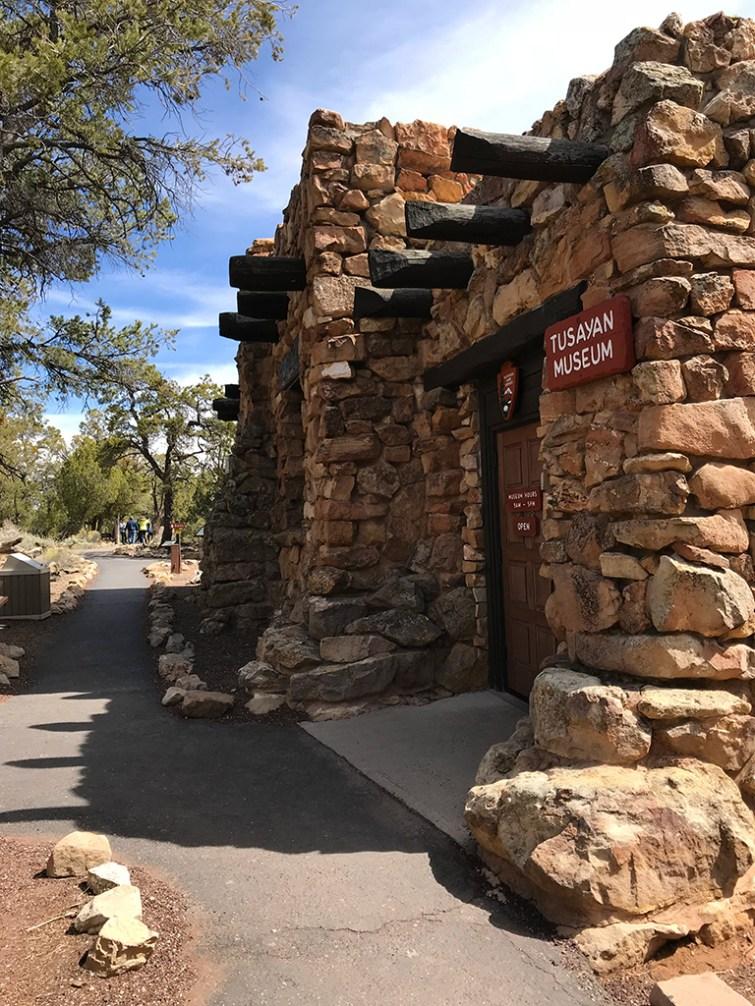 Tusayan Museum at Grand Canyon National Park
