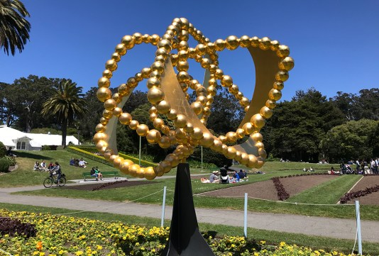 Golden Gate Park Conservatory Of Flowers Displays