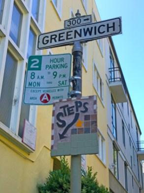 Greenwich Street Steps