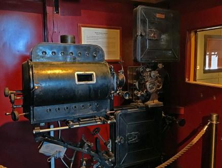 Historic Movie Projector