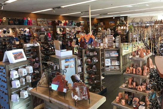 Painted Desert Gift Shop