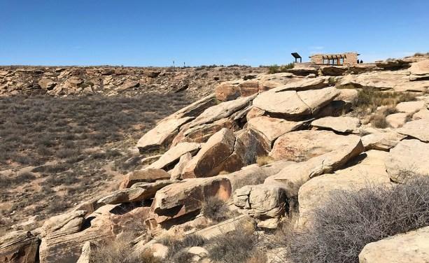 Petrified Forest National Park Petroglyphs