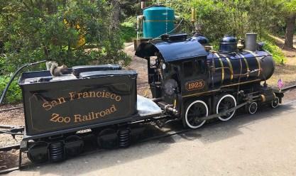 San Francisco Zoo Railroad
